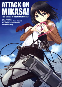 Attack on Mikasa (ENG) Cover
